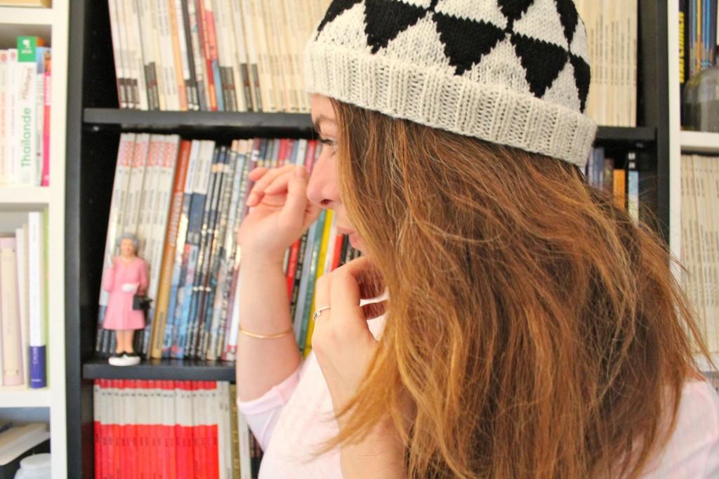 bonnet faux jaquard1