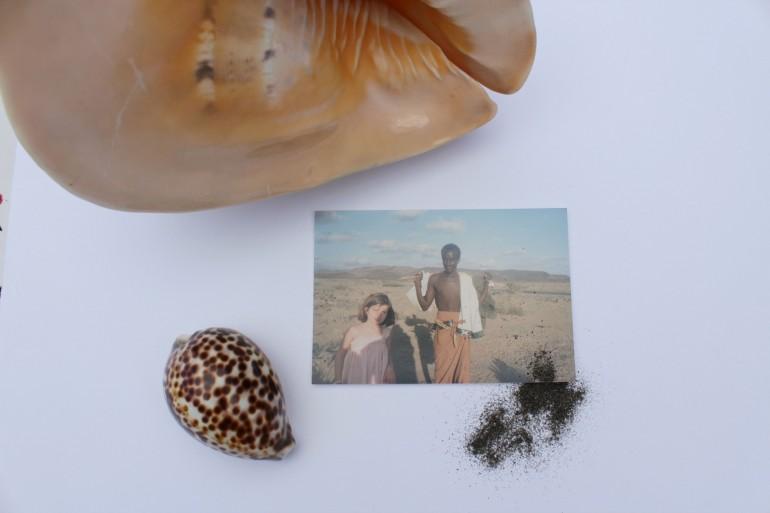 LA VIEILLE PHOTO, L'ENFANT A DJIBOUTI
