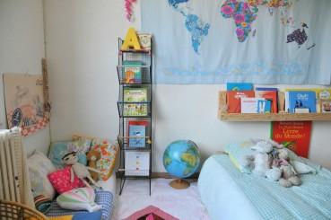 DECO: UN COIN BIBLIOTHÈQUE POUR ENFANT TRÈS SAGE