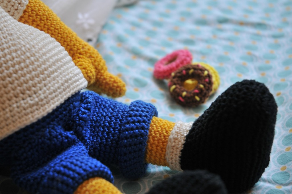 homer crochet3
