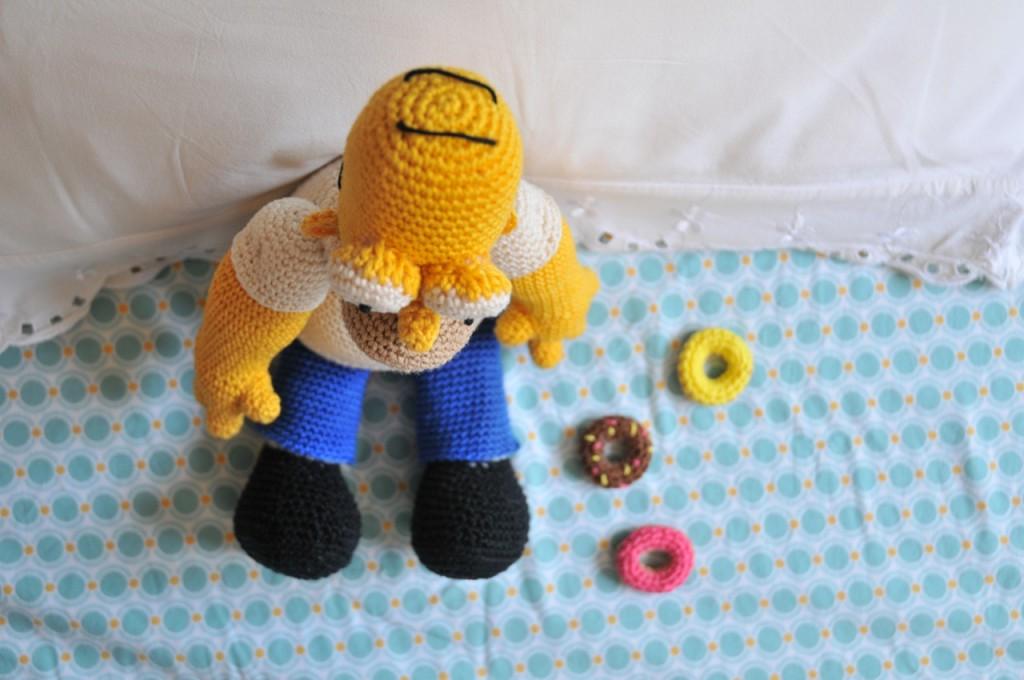 homer crochet5