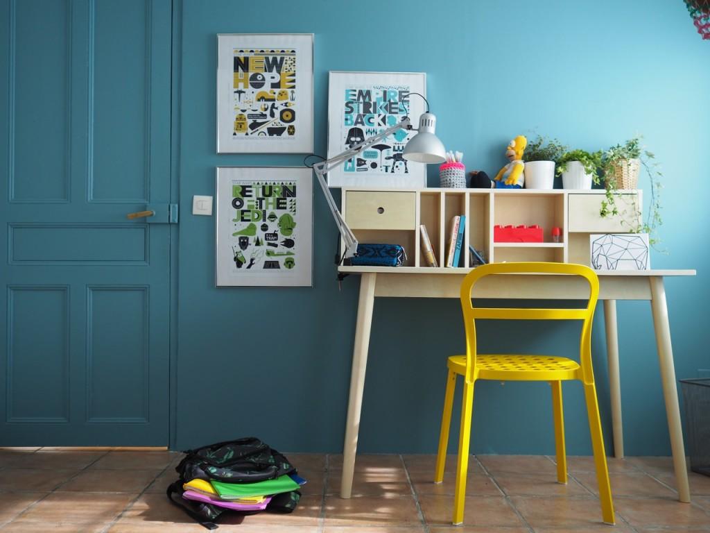 bureau d ado simple great view images cuisine chambre. Black Bedroom Furniture Sets. Home Design Ideas