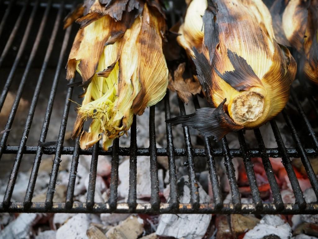 notre fantastique recette des Épis de maÏs au barbecue - ritalechat