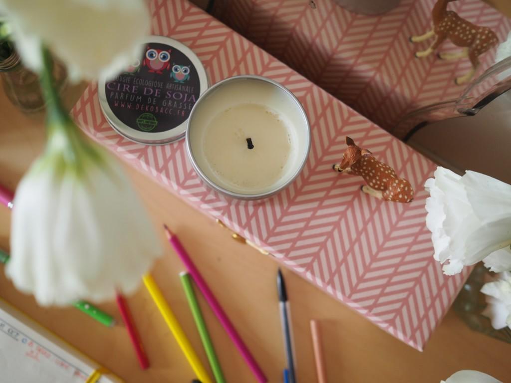 bougies dekodacc