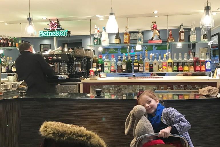 AU CAFE DE L'EUROPE