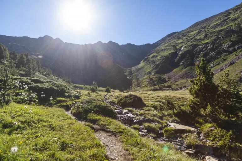 Preparer un voyage en Andorre en famille.