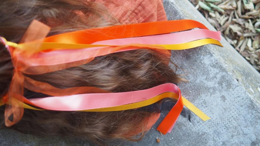 couronne ruban