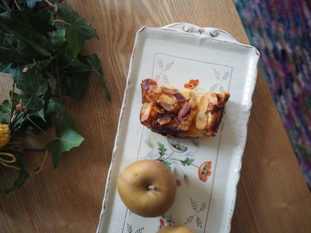 invisible aux pommes