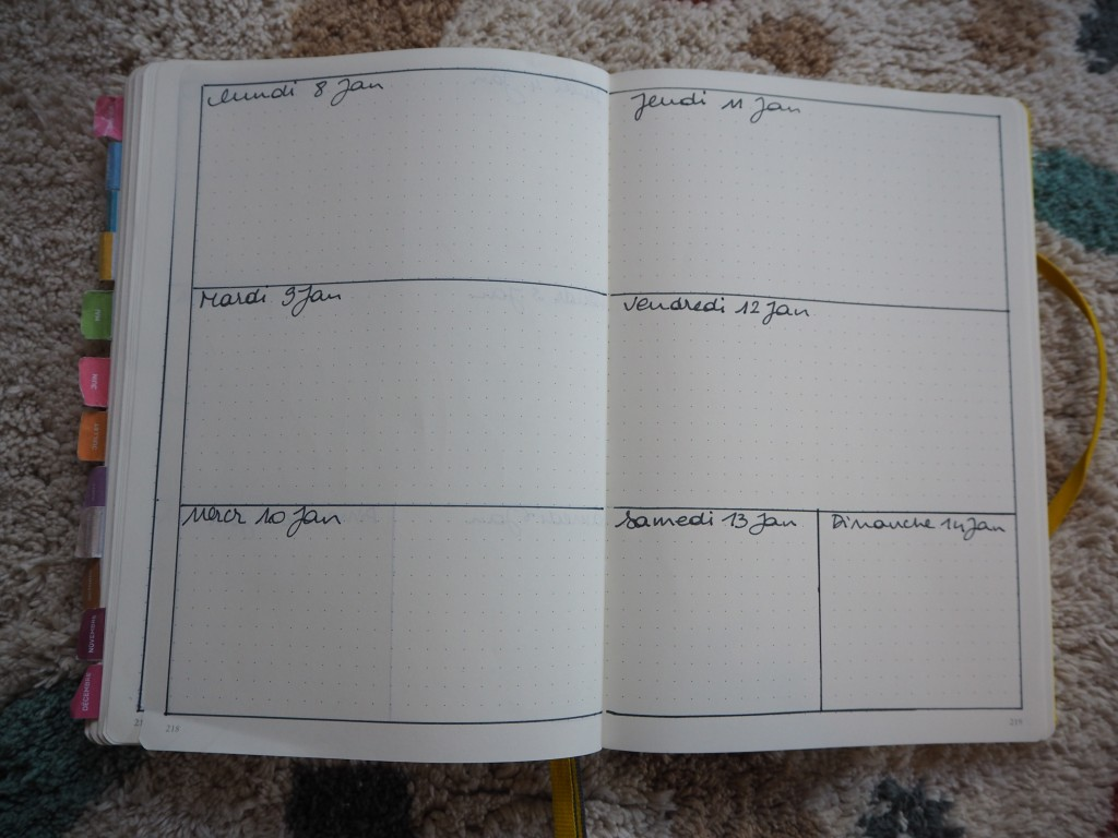 bullet journal ritalechat