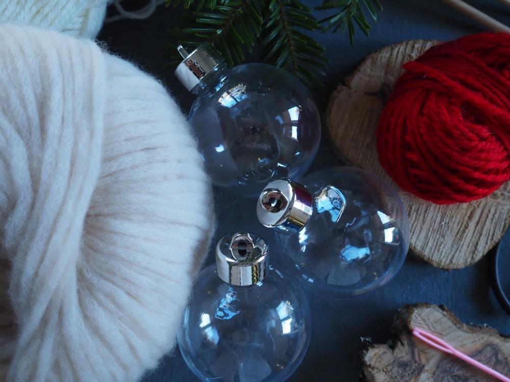 boules noel laine ritalechat