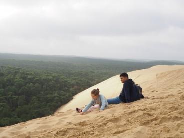 Arcachon et la dune du Pilat