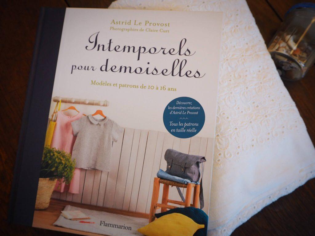 Livre de patrons Intemporels pour Demoiselles